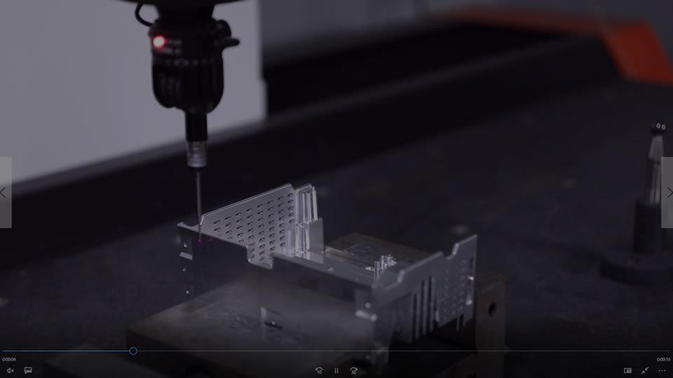Tuowei Prototype CNC Milling Process