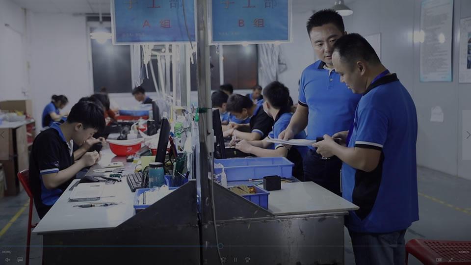 Tuowei Prototype CNC Machining Center
