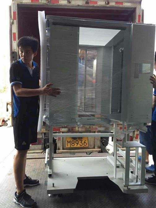 Tuowei-Big-size Medical Equipment CNC Rapid Prototype with Stainless Steel-1