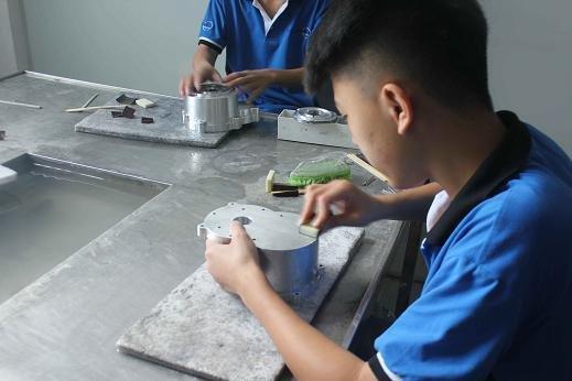 Tuowei-Aluminum Alloy Shell Prototype - Tuowei Model-1