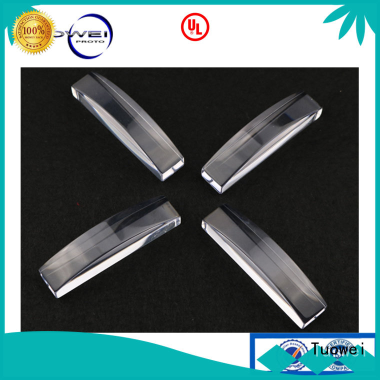 Tuowei rapid transparent pmma prototypes factory factory for metal