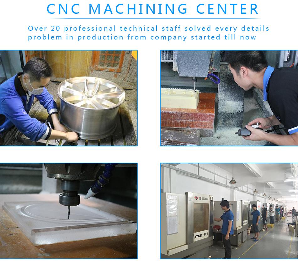 Tuowei prototyping cnc aluminum rapid prototyping factory supplier for plastic-2