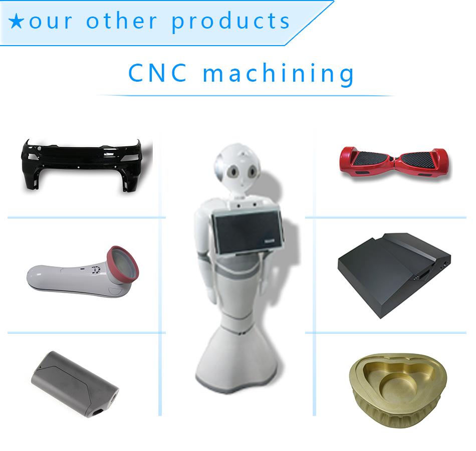 Tuowei prototyping cnc aluminum rapid prototyping factory supplier for plastic-1