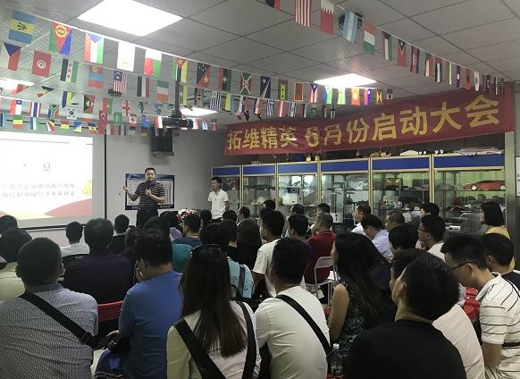 Tuowei-Staff English Training-tuowei Model-2