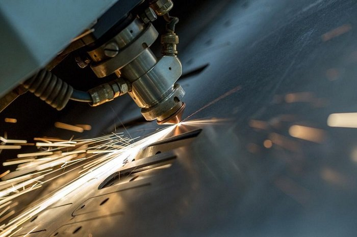 High-Power Laser Cutting Service