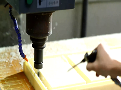 CNC Prototypes Milling
