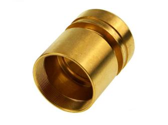 定制高精度转零件加工服务CNC车削原型削黄铜配件