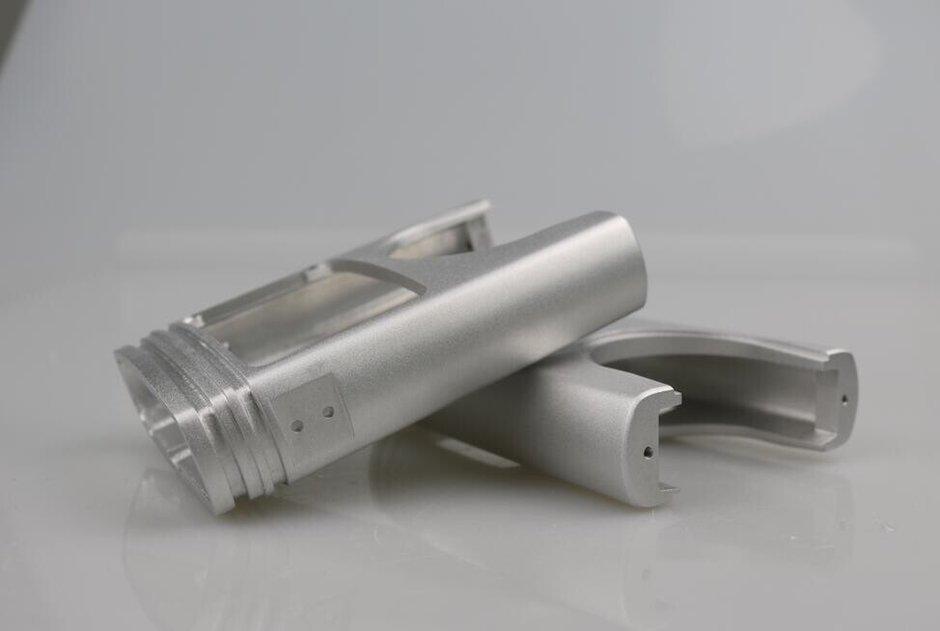 高精度CNC铝金属原型产品及锌铝金属原型产品