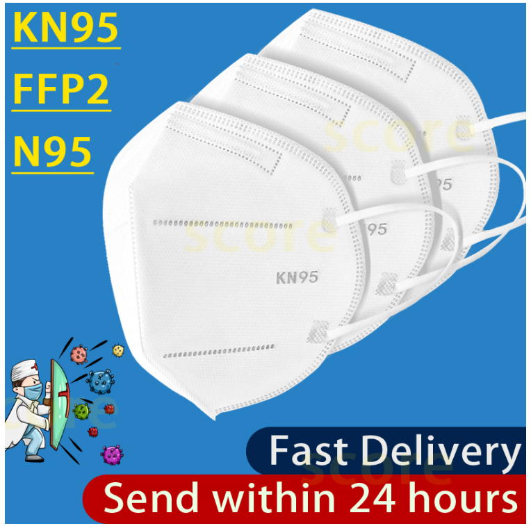 Disposable N95 Safety Protective Mask Anti Dust Gas Mask