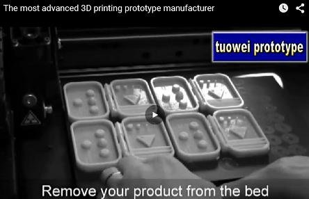 Tuowei SLA/SLS 3D Printing Services 3D Printing Prototype image3