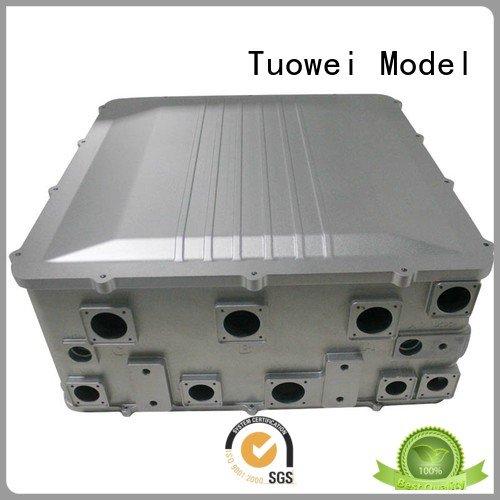 Tuowei medical cnc aluminum prototype factory