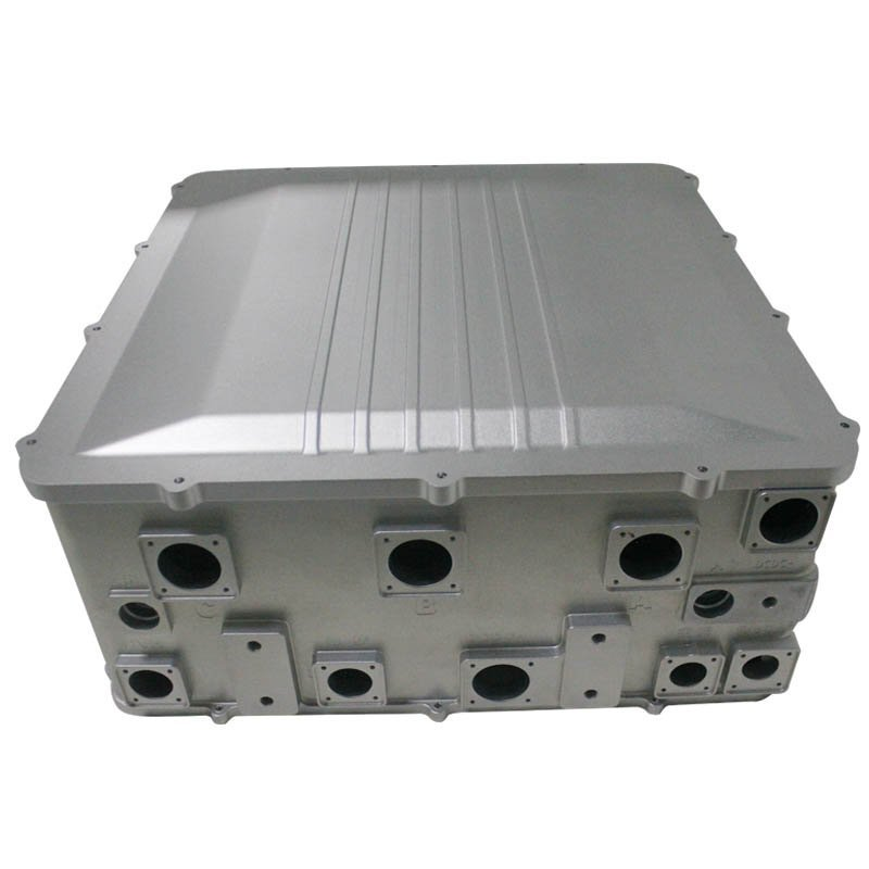 Aluminum Alloy box prototype