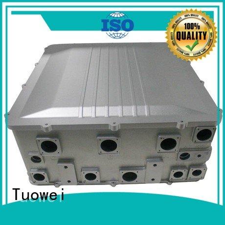 Tuowei rapid complex metal machining parts prototype phone for plastic