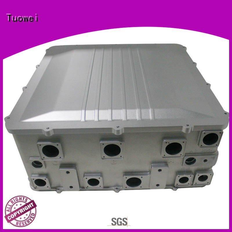 medical aluminum rapid prototype and manufacturing manufacturer for aluminum Tuowei