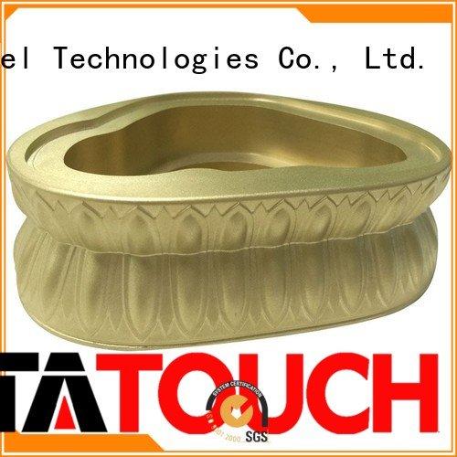 base brass base of buddha prototype manufacturer for aluminum Tuowei