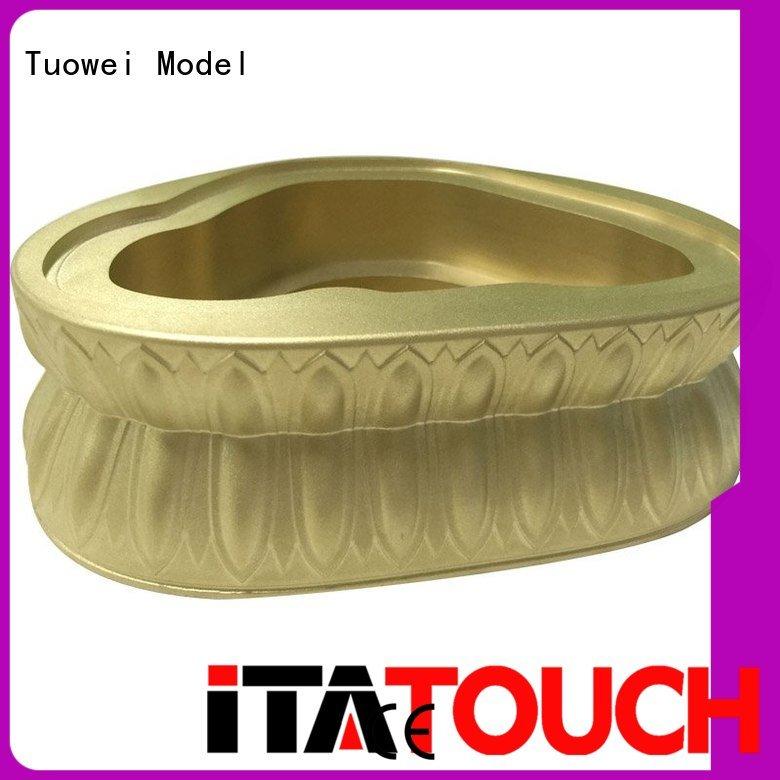 cosmetic converter audio new brass prototype factory Tuowei Brand