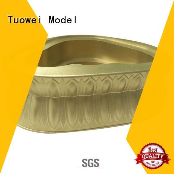 Hot hub brass prototype factory instrument Tuowei Brand