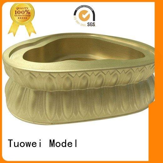 Tuowei professional prototype development supplier for plastic