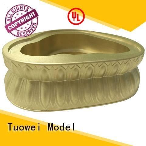 brass prototype factory brass base brass base of buddha prototype Tuowei Warranty