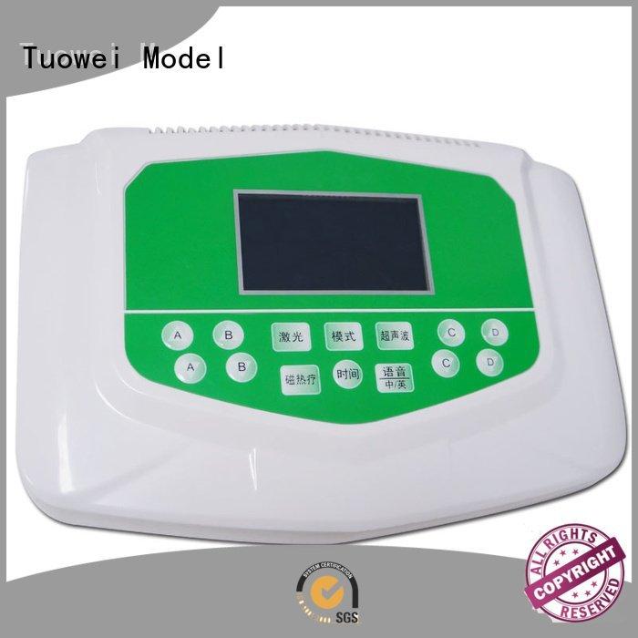 Custom ABS Prototype cosmetic loudspeaker tumbler Tuowei