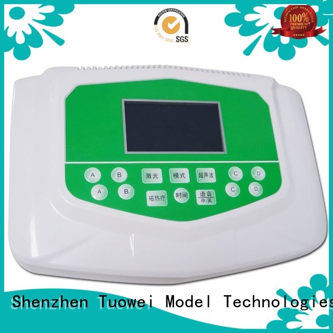 panel ABS Prototype equipment for aluminum Tuowei