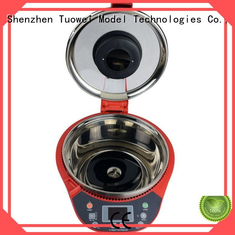 Tuowei coffee polycarbonate prototype manufacturer