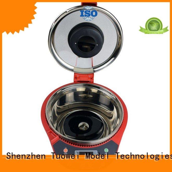 rapid prototype tooling manufacturer for aluminum Tuowei