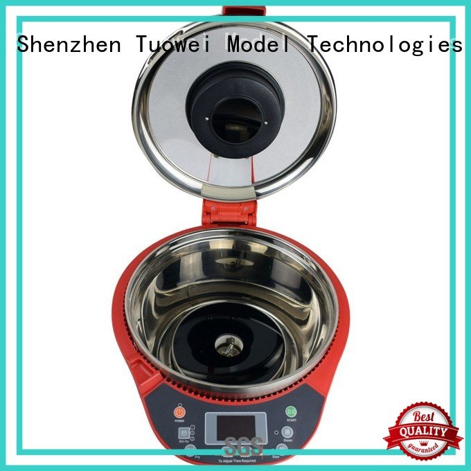 Tuowei prototype cnc rapid prototyping design for industry