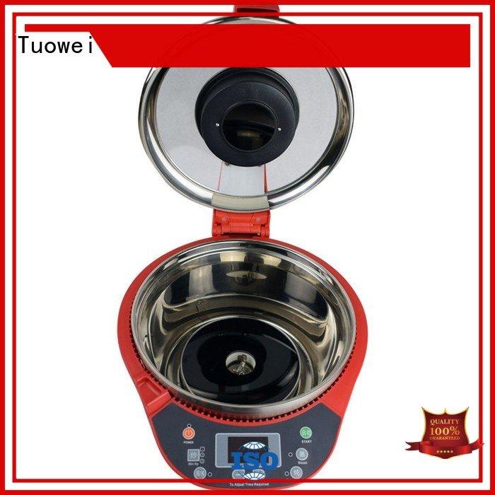 Tuowei coffee prototype pc customized for metal