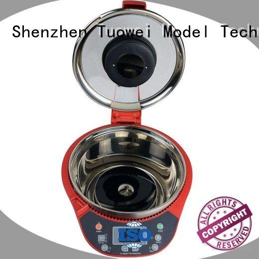 Tuowei smart prototype pc design for industry