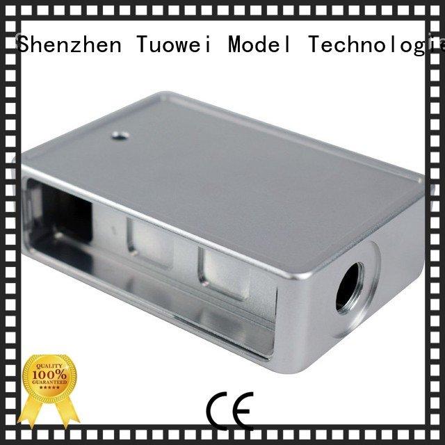 centre face batch small batch machining precision parts prototype Tuowei manufacture