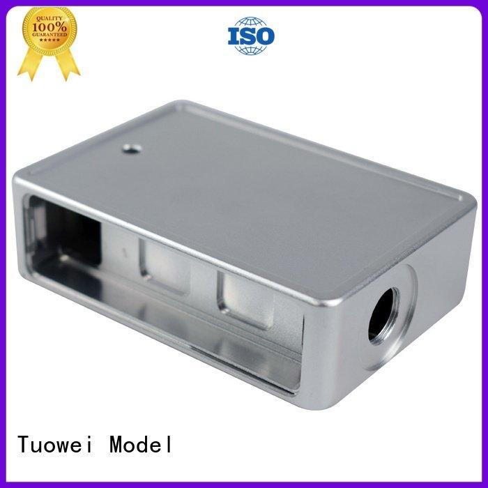 converter machining small batch machining precision parts prototype Tuowei