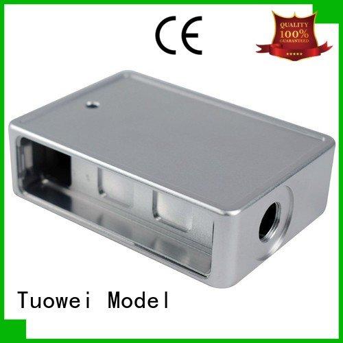 Tuowei medical rapid aluminum prototype factory mockup