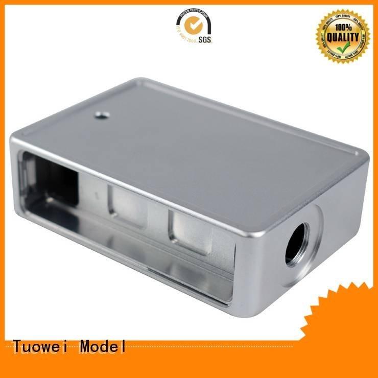cigarette box communication prototype Tuowei medical devices parts prototype
