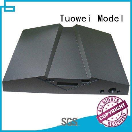 Tuowei alloy rapid prototyping aluminium manufacturer for plastic