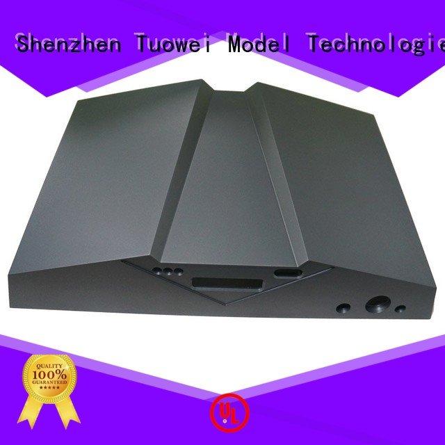 Tuowei rapid aluminium prototyping devices for plastic