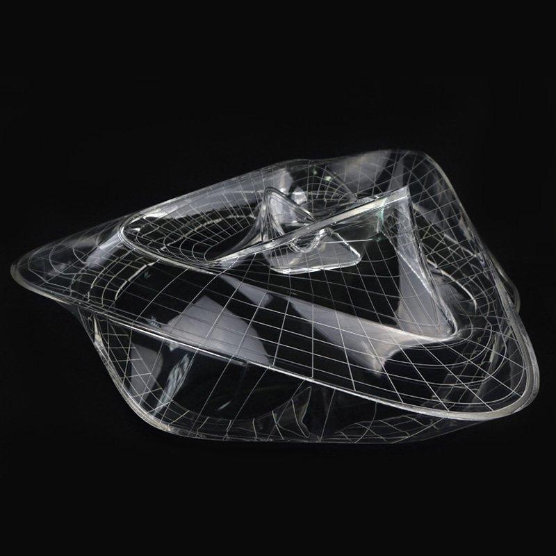 Tuowei Transparent Architecture Rapid Prototype PMMA Prototype image3