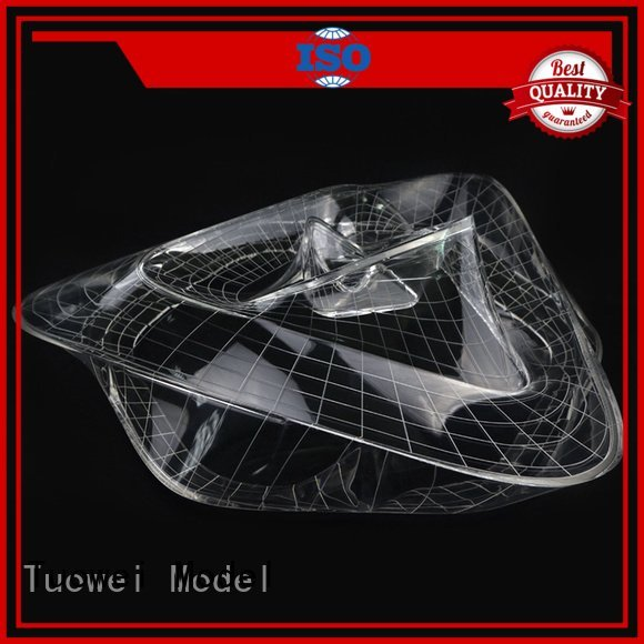 Tuowei Brand prototype pmma rapid prototype pmma transparent