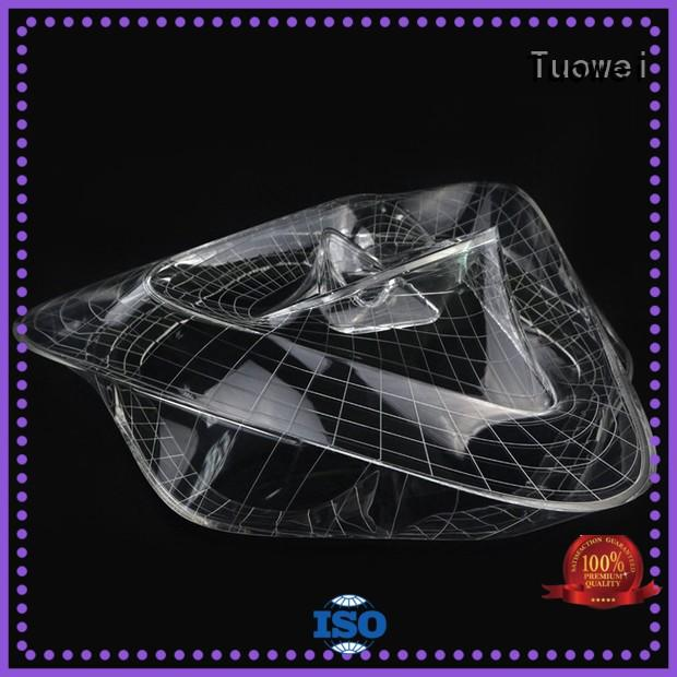Tuowei car pmma/acrylic rapid prototyping factory for plastic