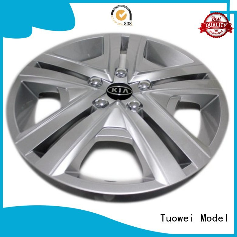 cnc prototype machining wheel for industry Tuowei