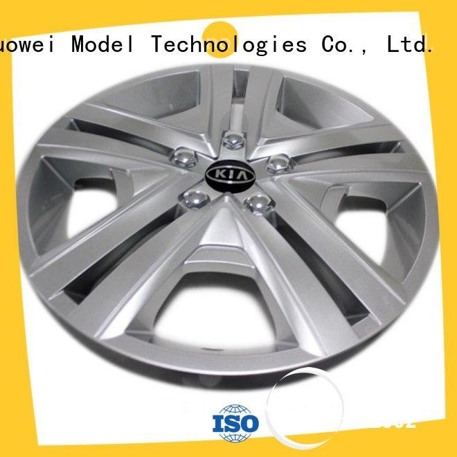 Tuowei hub plastic prototype manufacturer