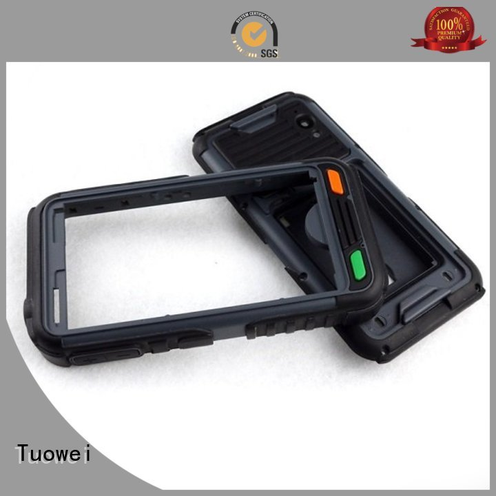 Tuowei cosmetic abs rapid prototyping shell for metal