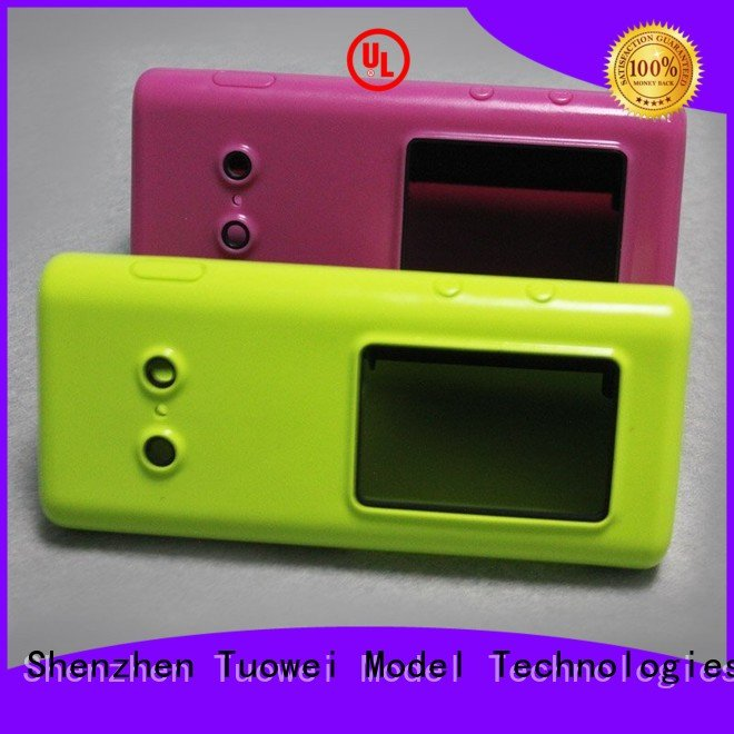 keypress electrical silicone prototype factory for aluminum Tuowei