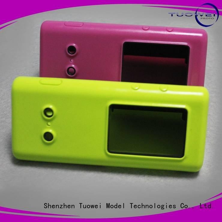 Custom electrical silicone prototype silicone band stick Tuowei