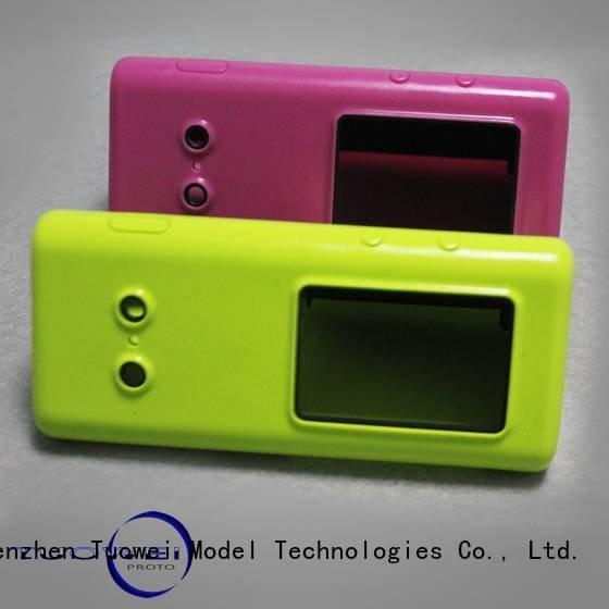 Custom tv electrical silicone prototype watch vacuum casting prototypes