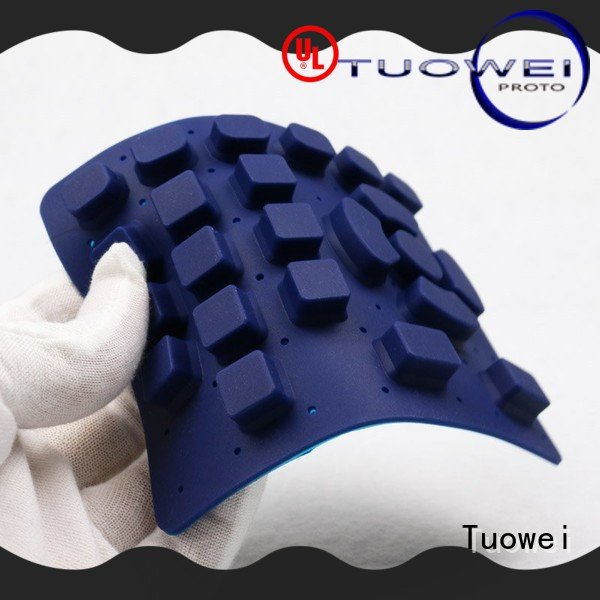 indicator score indicator rapid prototype mockup for aluminum Tuowei