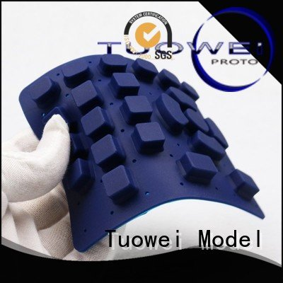 Tuowei silicone vacuum casting rapid prototype suppliers supplier