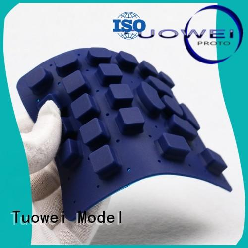 rubber frame electrical silicone prototype electronic Tuowei Brand company
