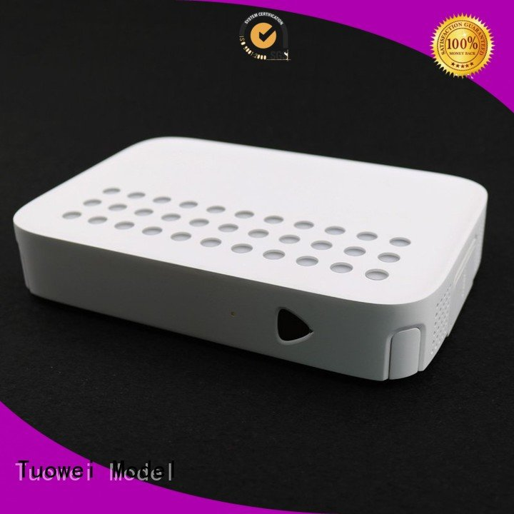 Tuowei control abs rapid prototyping model customized