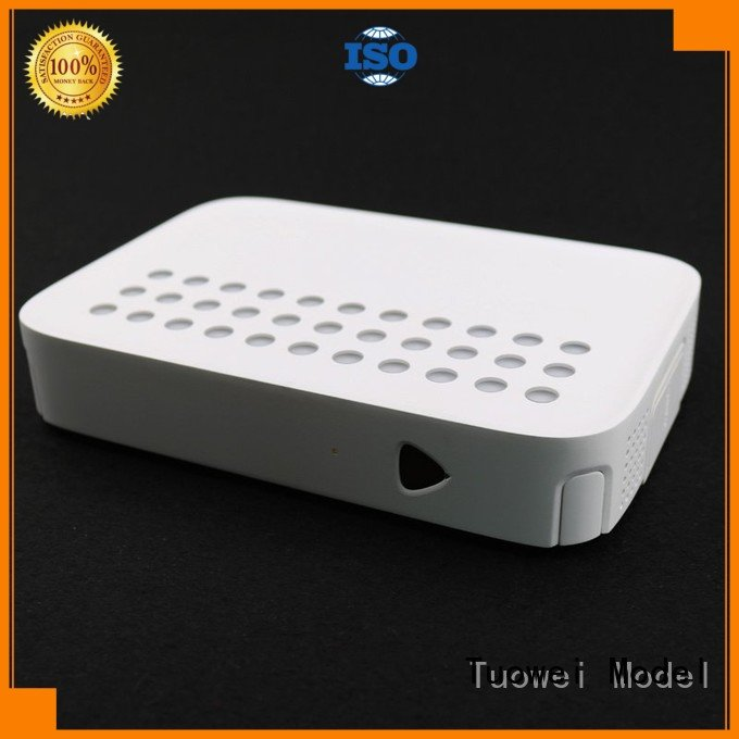 router abs prototype service,rapid prototype China case for plastic Tuowei